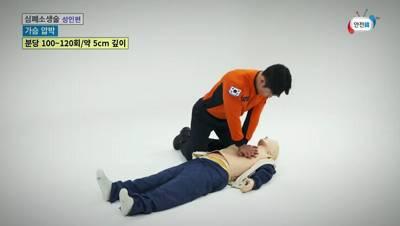 성인 심폐소생술